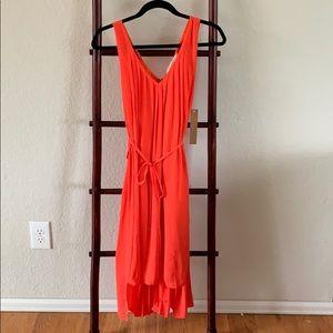 Coral Rachel Roy Dress NWT